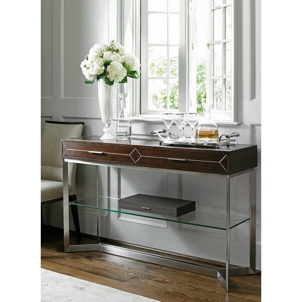 MacArthur Park Loring Console Table by Lexington