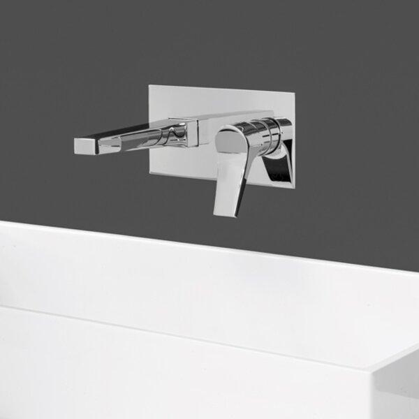 Sleek Wall Mounted Bathroom Faucet
