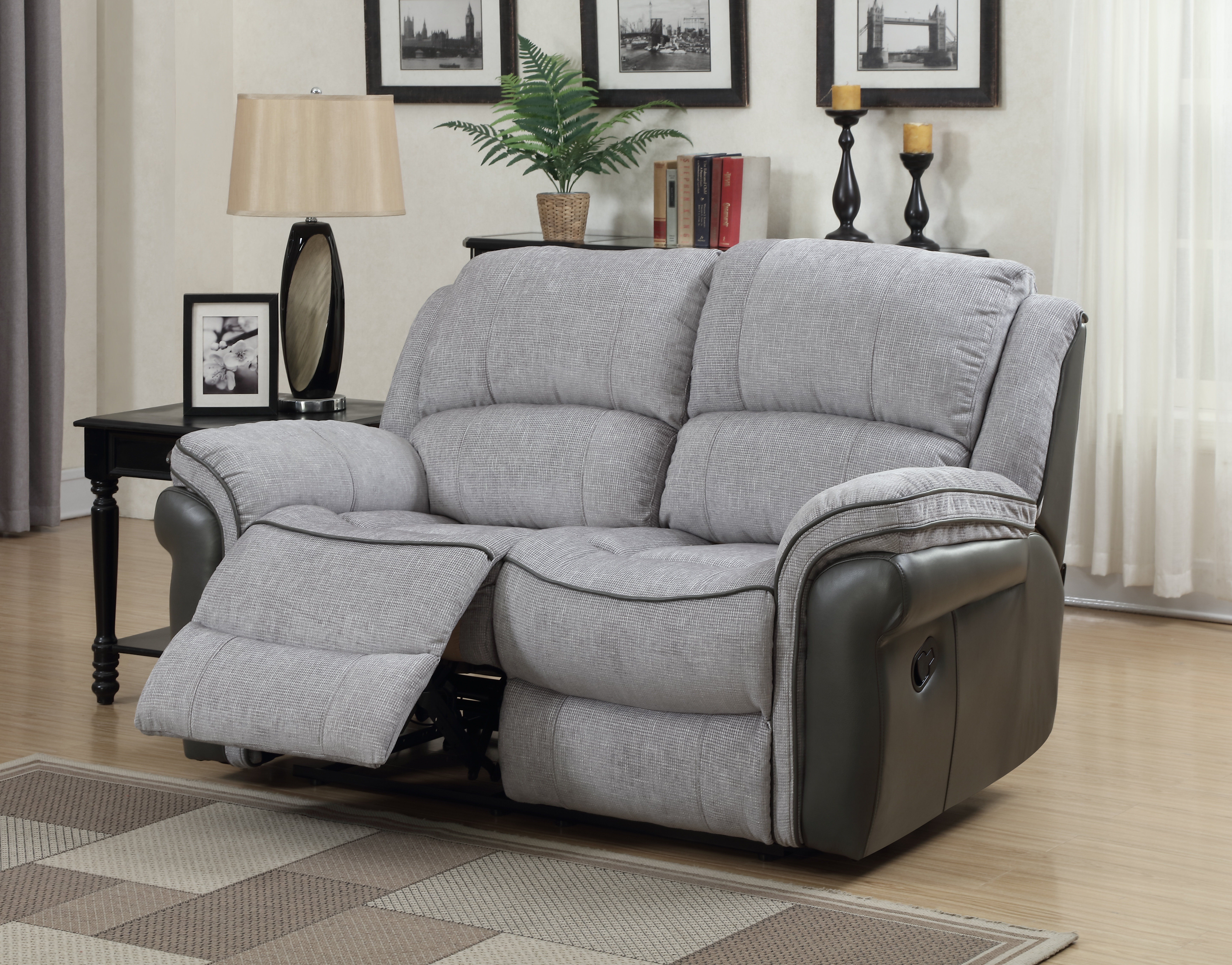 Cowling 2 Seater Reclining Sofa