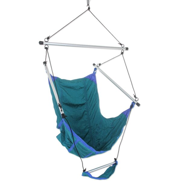 Nylon Chair Hammock by Novica