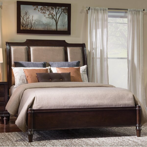 Drumraymond Queen Upholstered Standard Bed by Red Barrel Studio