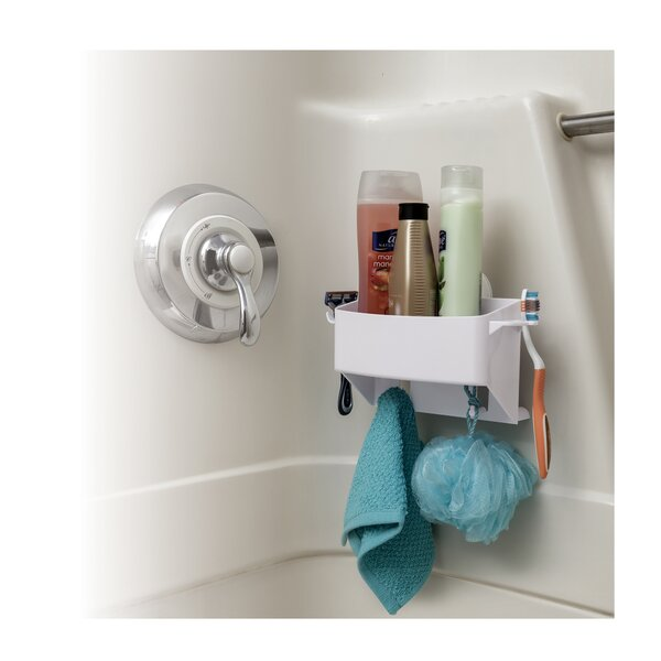 Safe-er-Grip Shower Caddy (Set of 2) by MHI