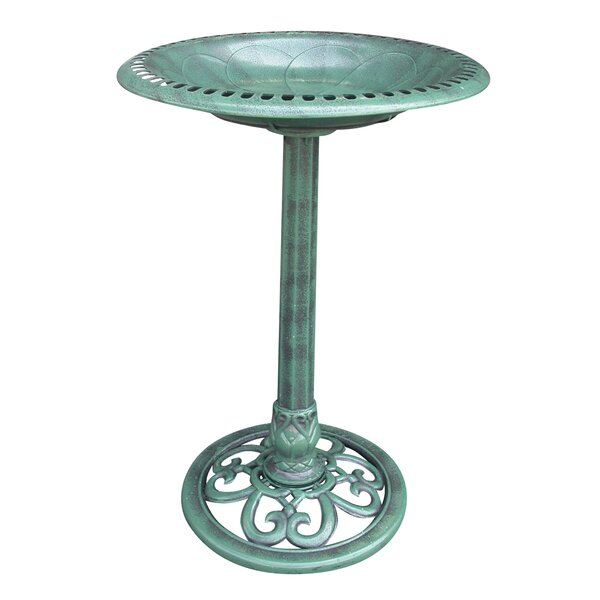 Birdbath by Alpine