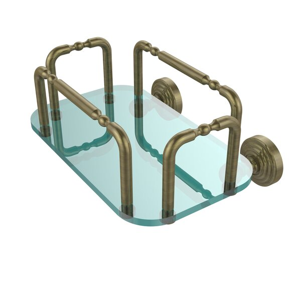 Universal Wall Mount Soap Dish by Allied Brass