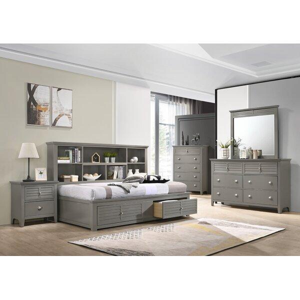 Johnson Twin Platform Configurable Bedroom Set by Canora Grey