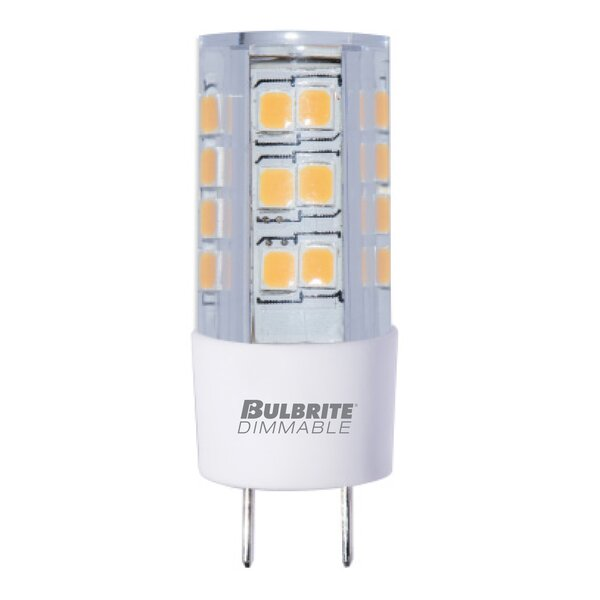 5W GY8 Dimmable LED Light Bulb (Set of 2) by Bulbrite Industries