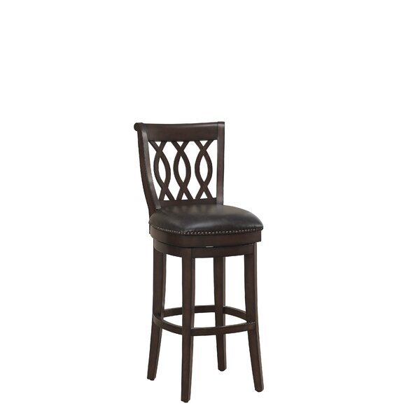 Prado 30 Swivel Bar Stool by American Heritage