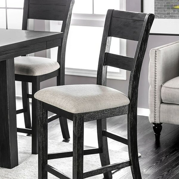 Armistead Counter Height Dining Chair (Set of 2) by Foundry Select