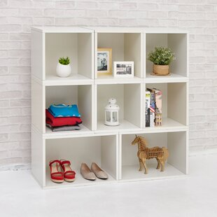 Milan Storage Geometric Bookcase