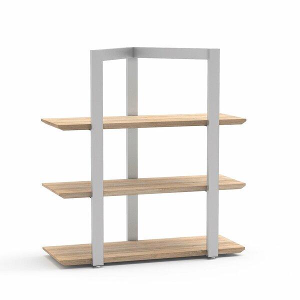 Allure 3 Shelf Bookcase By Forward Furniture