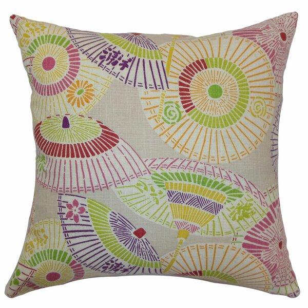 Cumberland Umbrella Floor Pillow by Bayou Breeze