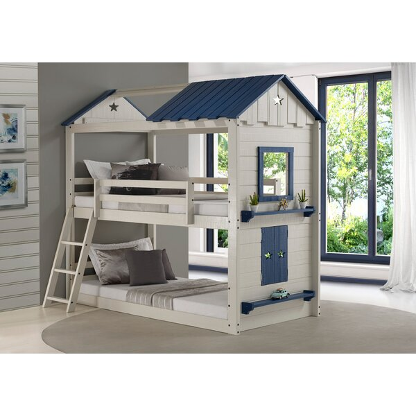 Schlueter Twin over Twin Bunk Bed by Zoomie Kids