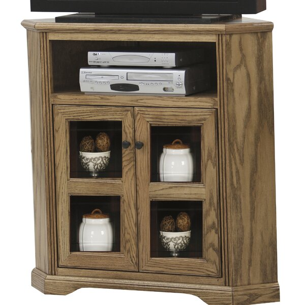 Sanni Solid Wood TV Stand For TVs Up To 50