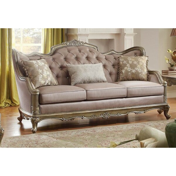 Doucet Sofa by Astoria Grand Astoria Grand