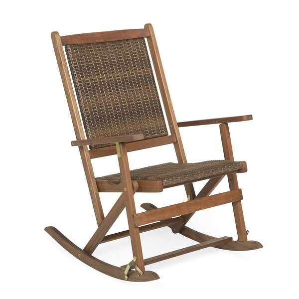 Claytor Rocker Chair by Plow & Hearth
