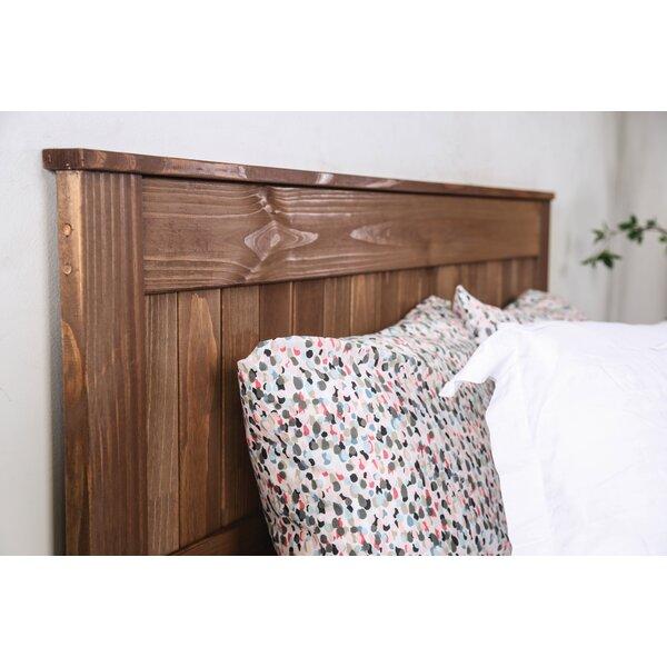 Swarey Panel Headboard by Millwood Pines