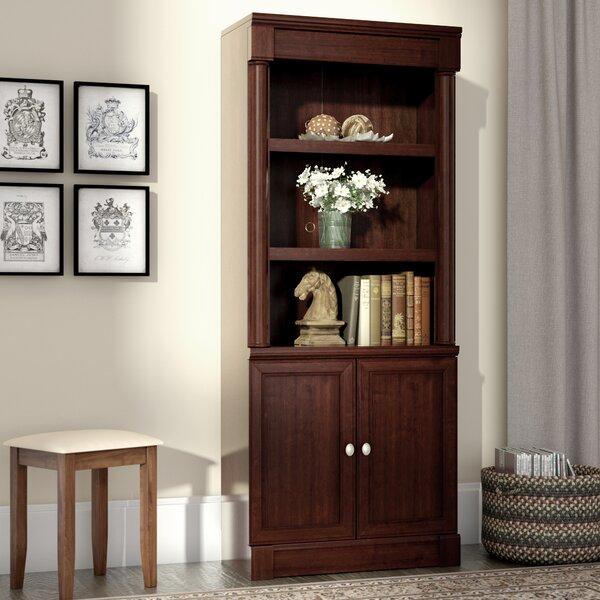 Three Posts Espresso Bookcases