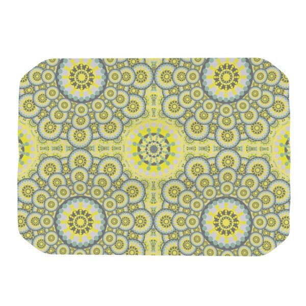 Multifaceted Placemat by KESS InHouse