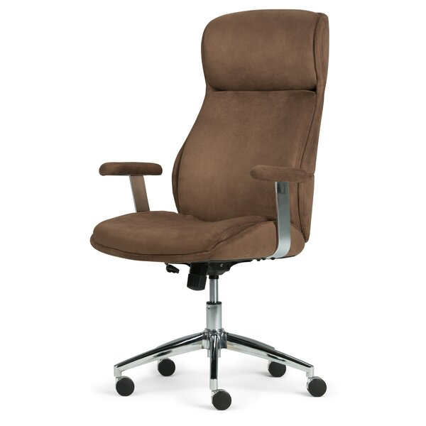 Melbourne Swivel Office Chair by Simpli Home