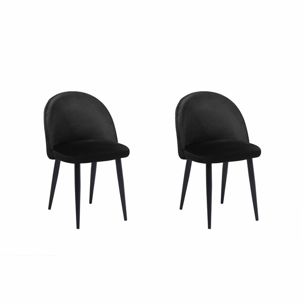 Wills Upholstered Dining Chair (Set of 2) by Mercer41