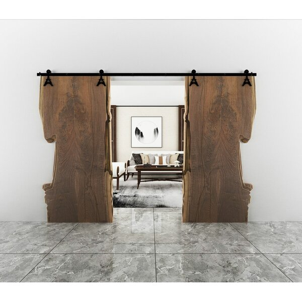 Eiffel Barn Door Hardware by Homacer