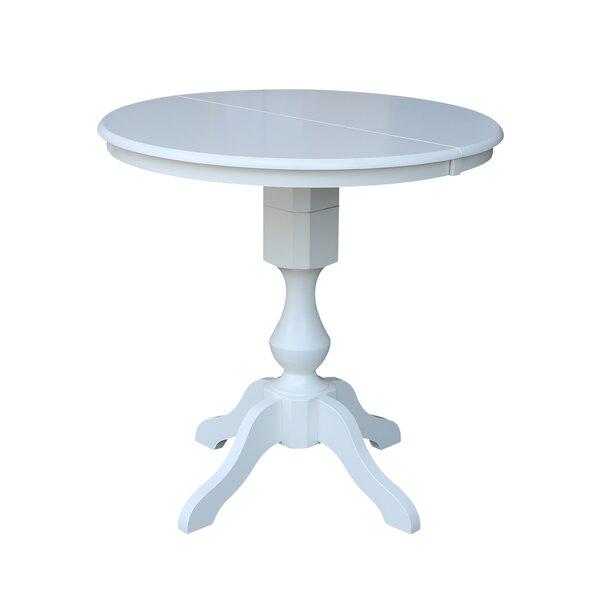 Clower Pub Table by Ophelia & Co. Ophelia & Co.