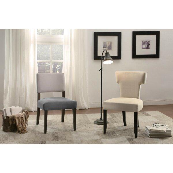 Dartford 2 Piece Parsons Chair Set by Wrought Studio