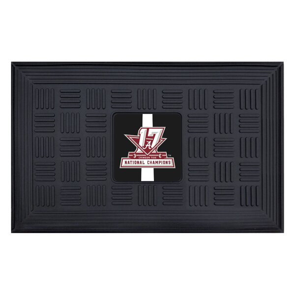 NCAA Door Mat by FANMATS