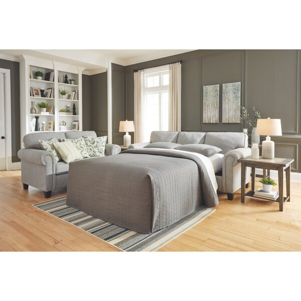 Alandari 2 Piece Sleeper Configurable Living Room Set by Winston Porter