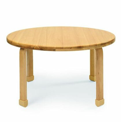 36'' Circular Activity Table by Angeles