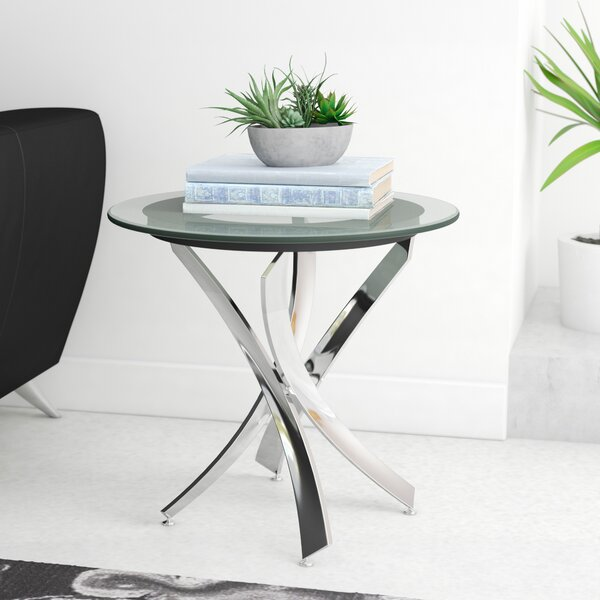 Daugherty End Table By Wade Logan