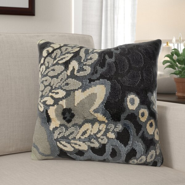 Funkhouser Luxury Pillow by Red Barrel Studio