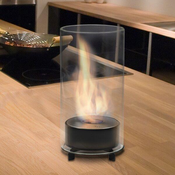 Juliette Bio-Ethanol Tabletop Fireplace by Eco-Feu