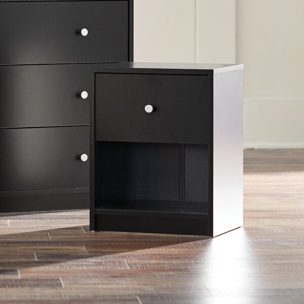Conder 1 Drawer Nightstand by Mercury Row