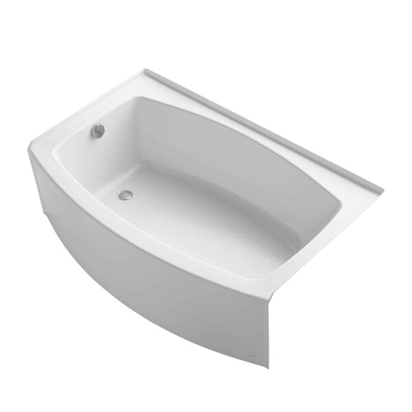 Expanse 60 x 38 Soaking Bathtub by Kohler