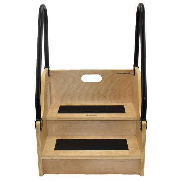 Reach-Up Personalized Step Stool by Little Partners