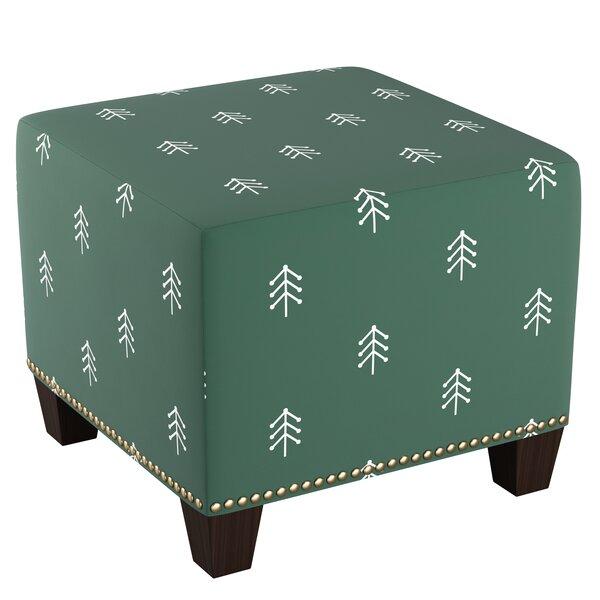 Balentine Nail Cube Ottoman by Loon Peak