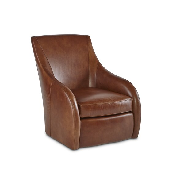Bucket Swivel Armchair by One For Victory
