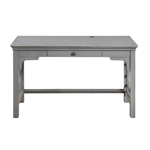 Nabors 1 Drawer Writing Desk by Rosecliff Heights