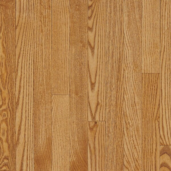 Dundee 3-1/4 Solid White Oak Hardwood Flooring in Spice by Bruce Flooring