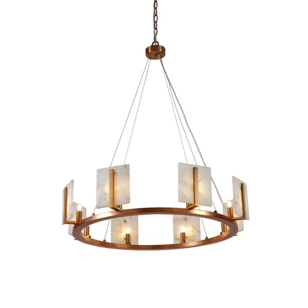 Halo Candle-Style Chandelier by Jamie Young Company Jamie Young Company