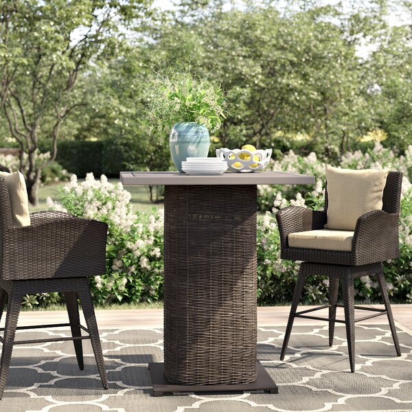 Fairfield Bar Table by Sol 72 Outdoor
