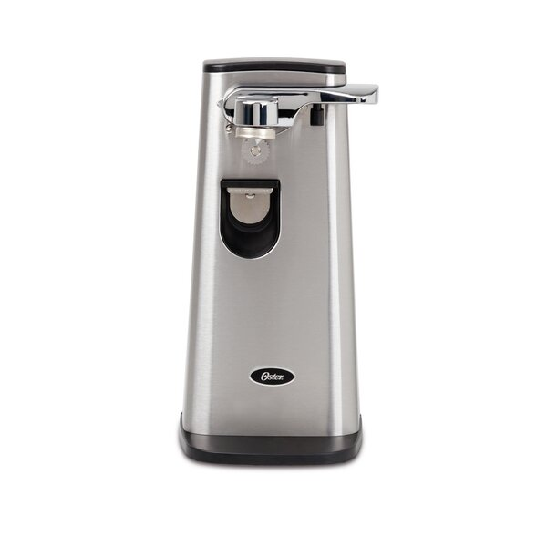 Retractable Cord Stainless Steel Can Opener by Oster