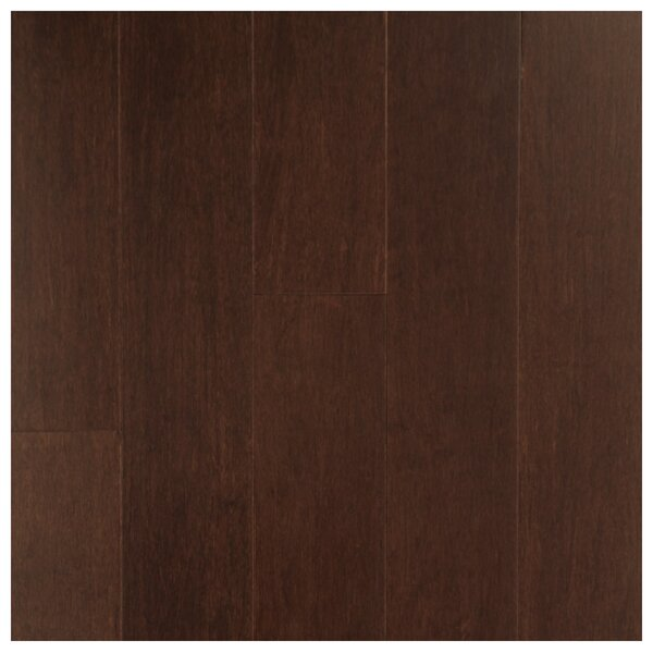 4-3/4 Solid Strand Woven Bamboo  Flooring in Autumn Harvest by Easoon USA