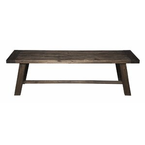 Colborne Wood Bench by Laurel Foundry Modern Farmhouse