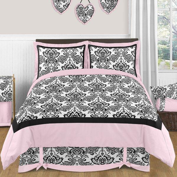 Sophia 3 Piece Comforter Set by Sweet Jojo Designs