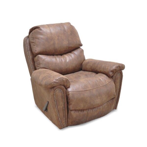 Carolina Manual Rocker Recliner Red Barrel Studio RDBS7172