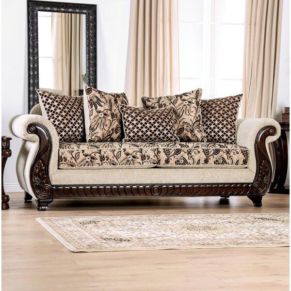 Renetta Rolled Arms Sofa by Astoria Grand Astoria Grand