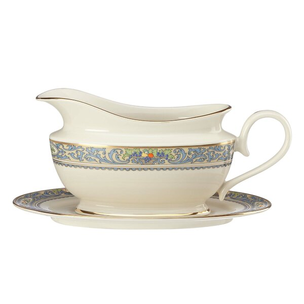 Autumn Gravy Boat by Lenox