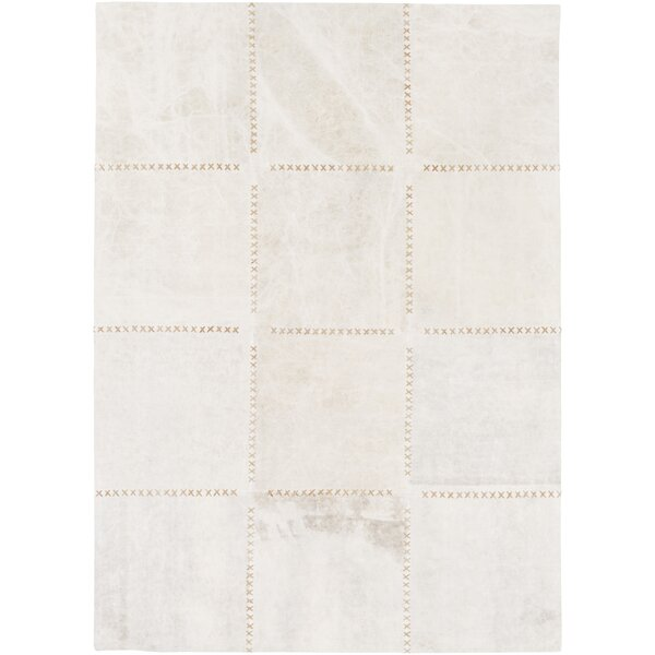 Olancha White Area Rug by Loon Peak